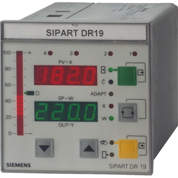 controller sipart dr 19
